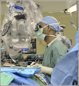 Dr. Venkatraman Sadanand in Surgery